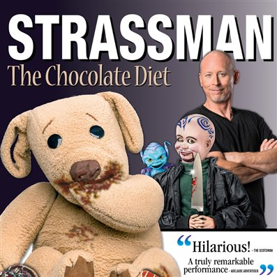 "STRASSMAN ""THE CHOCOLATE DIET"""